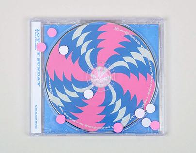 LOVELY SUNDAY Album Design
