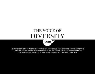The Voice of Diversity