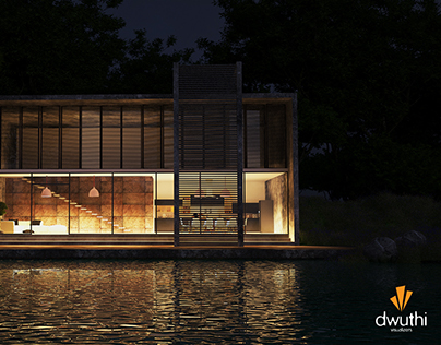 The Floating Home, Residential Design