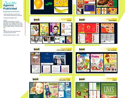 Experiencia Agencia publicidad IPOST