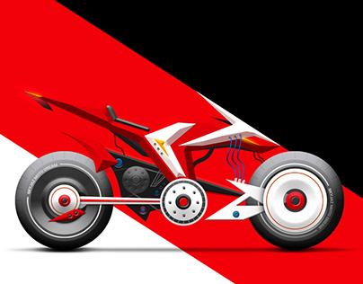 Moto 998 - Freeman Skyjaz