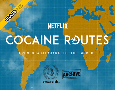 Netflix - Global Campaign Narcos: Mexico
