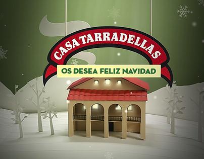 CASA TADERRELLAS - CHRISTMAS ANIMATION