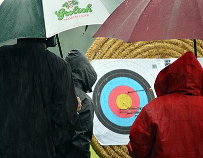 British Transplant Games - Archery