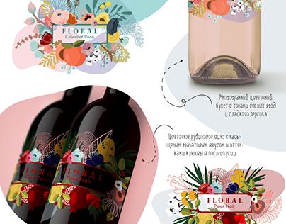 Floral Wine