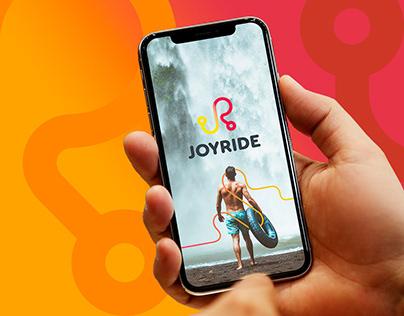 JOYRIDE | разработка бренд-платформы и нейминг
