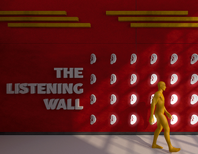 The Listening Wall - Ubiquitous Computing