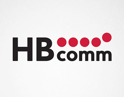HB Comm: Logo design, branding and visual identity