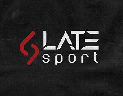 Late sport - Isologotipo
