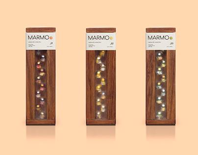 Marmo ・Marble's Packing