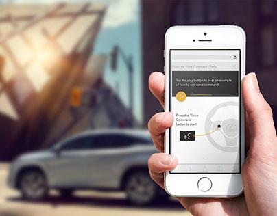 Lexus Now App