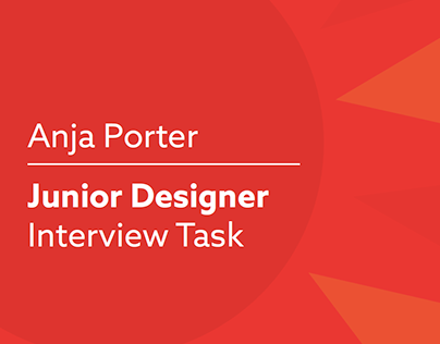 Design Interview Task