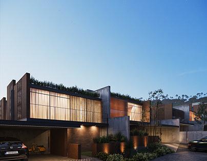 San Juan Housing Complex