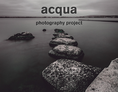acqua | photography project