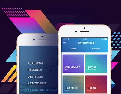 KOSGEB App.