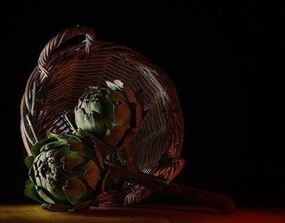 ARTICHOKE         www.evtimaging.photography