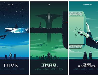 THOR Trilogy