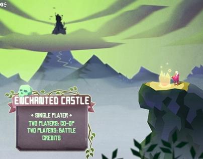 Enchanted castle - work in progress