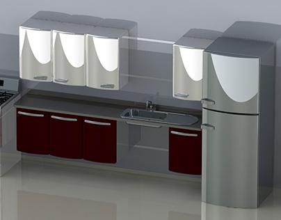 Armário Arzinni - Design Universal