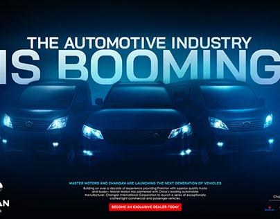 Changan Motors Teaser Ad