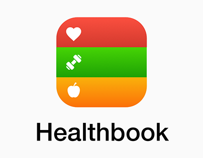 Healthbook Concept (iOS 8)