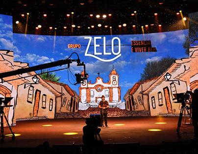 Live Conectando Memórias | Grupo Zelo