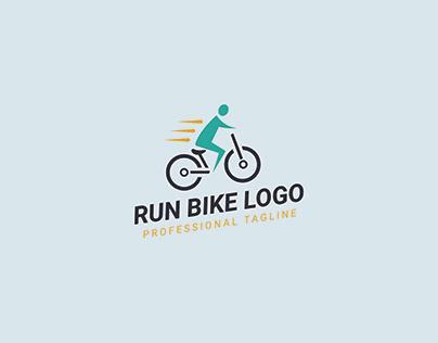 Run Bike Logo