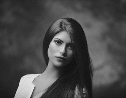 B/W Portrait