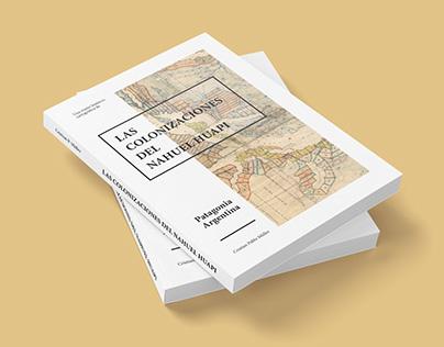 Las colonizaciones del Nahuel Huapi | Book covers