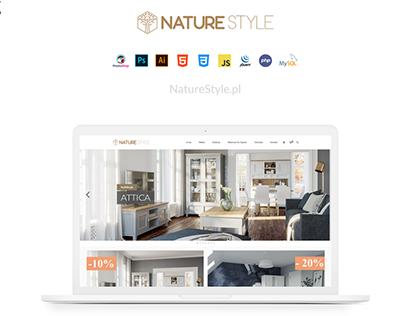 Nature Style - E-Commerce Case Study