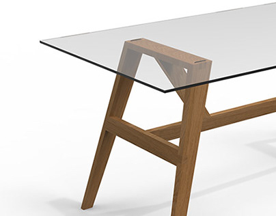 GATE dining table