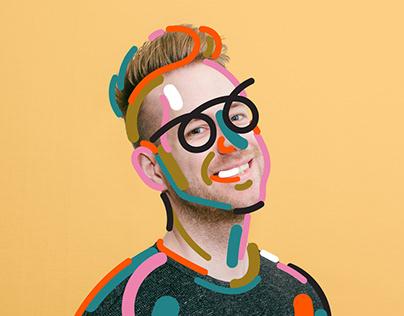 Personal portrait 2018