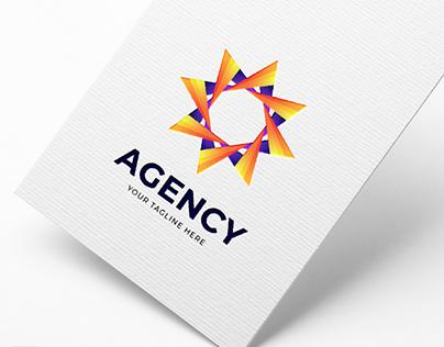 Agency Logo - Nonprofit Logo - Colorful Logo