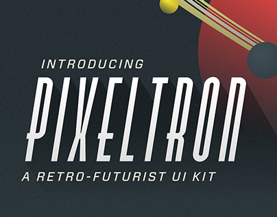 Pixeltron UI Kit