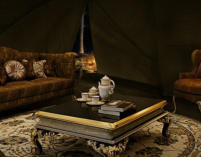 Vw   Luxury Tent