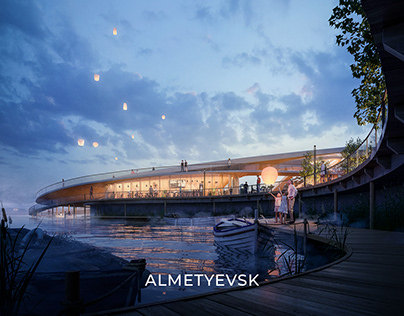 Almetyevsk masterplan