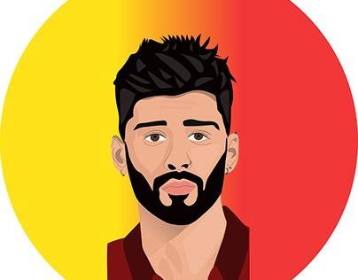 Zayn Malik Ilustration