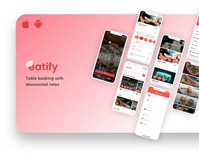 Eatify app