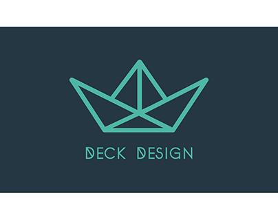 Rebranding | Deck Design