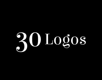 Thirty Logos