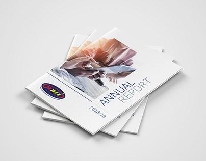 Annual Report Design - RMI