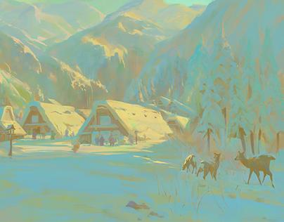 Momotaro Winter