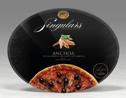Casa Tarradellas Singulars, Gourmet Pizzas