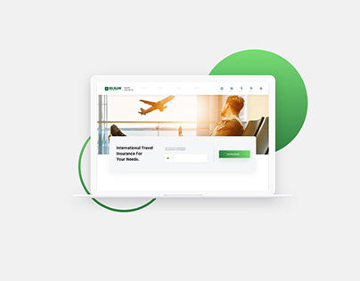 Landing Page - Insurance