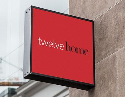 TwelveHome - Branding Concept