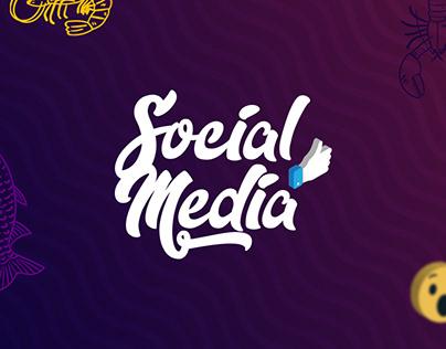 Social Media - AlQalzam