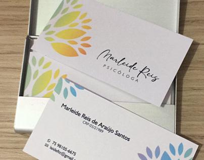 Logotipo Marleide Reis - Psicóloga