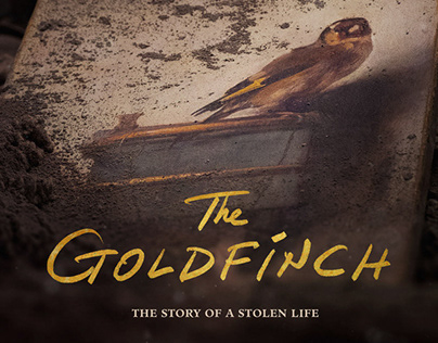 The Goldfinch key art