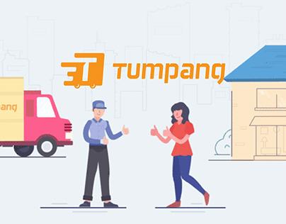 Tumpang App Intro