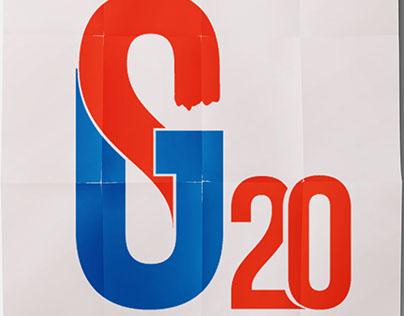GS 20 logos